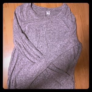 Old Navy Light-weight Gray Sweater